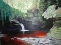 Grotto, Killeshin, Carlow 80x65cm