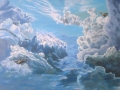 Niamh Cunningham Lonely Impulse of delight 160 x 110cm