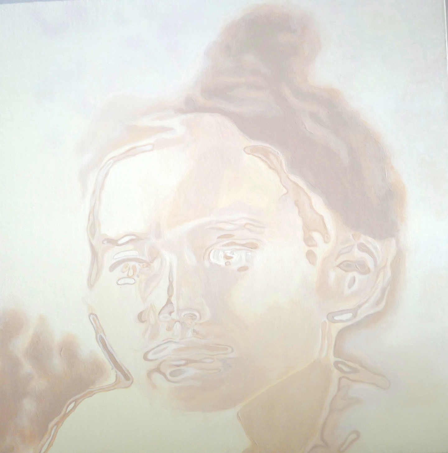 Princess of Daxing Transparent Milk Cunningham 50x50cm