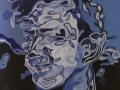 Colm Cunningham Oil on canvas 50x50cm