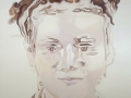 DaxingGirl Transparent Milk Cunningham Oil on canvas 50x50cm
