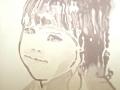 Sunny Transparent Milk Cunningham Oil on canvas 50x50cm